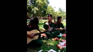 Thiên sứ tình yêu =)) clb ghita lục quân