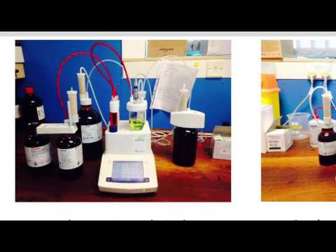 Karl Fischer Pre Lab - Principles