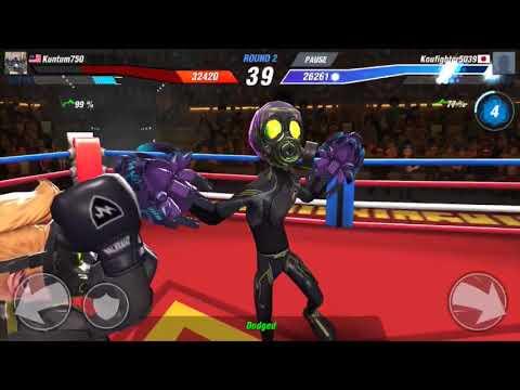 Boxing Star: Skill Build Series | Uppercut Stunner Hunter | Quick Gear Update | Widestep FTW !