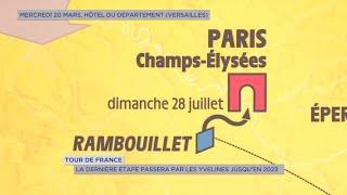 Yvelines | Tour de France : La dernière étape passera par les Yvelines jusqu'en 2023