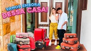 DESISTIMOS DA CASA NOVA!!