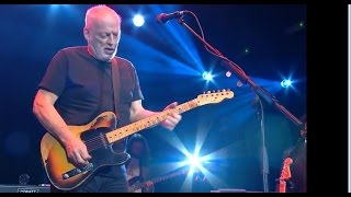 "David Gilmour -  ""Im with the Banned""  2015  Full Show"