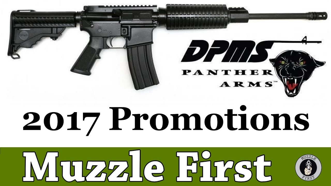 dpms 2017 promotions rebate offer youtube rh youtube com DPMS AR-15 Tan DPMS Oracle AR-15