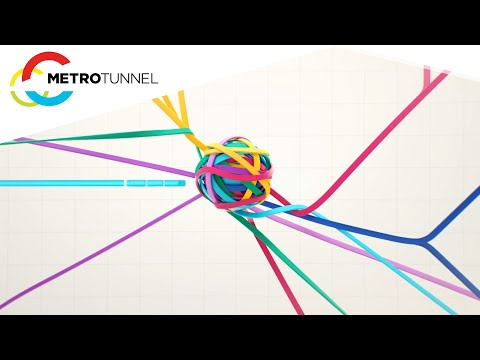 Metro Tunnel - Untangling the City Loop