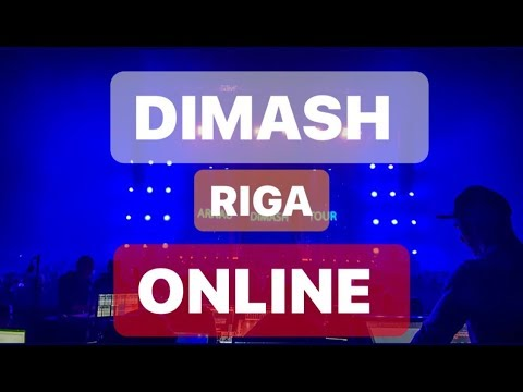 DIMASH IN RIGA