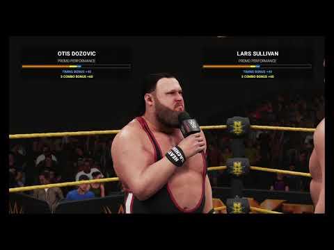 WWE2K19 March Week 1 NXT Match 2 SaniTY vs  #DiY