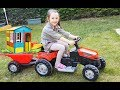 Öykü Pretend Play with toys and Playhause, Top Videos by Kids Öykü Show!