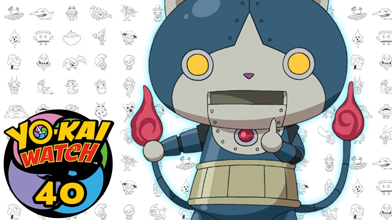Yo kai watch pisode 40 fr version longue youtube for Decoration yo kai watch