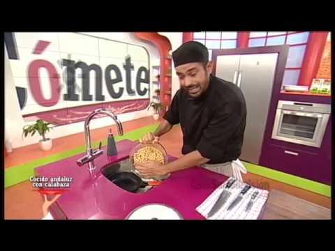 Receta: cocido andaluz con calabaza