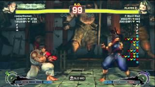 Ranked Matches | ランクマッチ #57 https://twitter.com/#!/ssf4evo 0:00 asyura (Ryu) vs. KAWASAKI Z750RS (Ryu) 1:43 beya from gama (Dudley) vs. benimaru ...