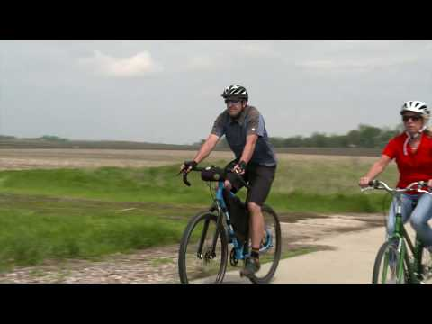 Iowa Minute: Learning about Iowa's water quality from the seat of your bike
