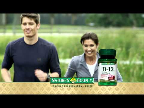 Nature's Bounty Vitamin B-12 -  Buy online at Healthgtenie.in