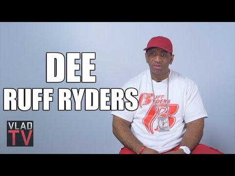 Dee Ruff Ryders  DMX Being Compared to 2Pac, DMX Respecting JayZ Part 2