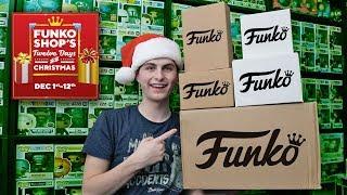 Baixar 12 Days of Christmas Funko Bundle Unboxing!