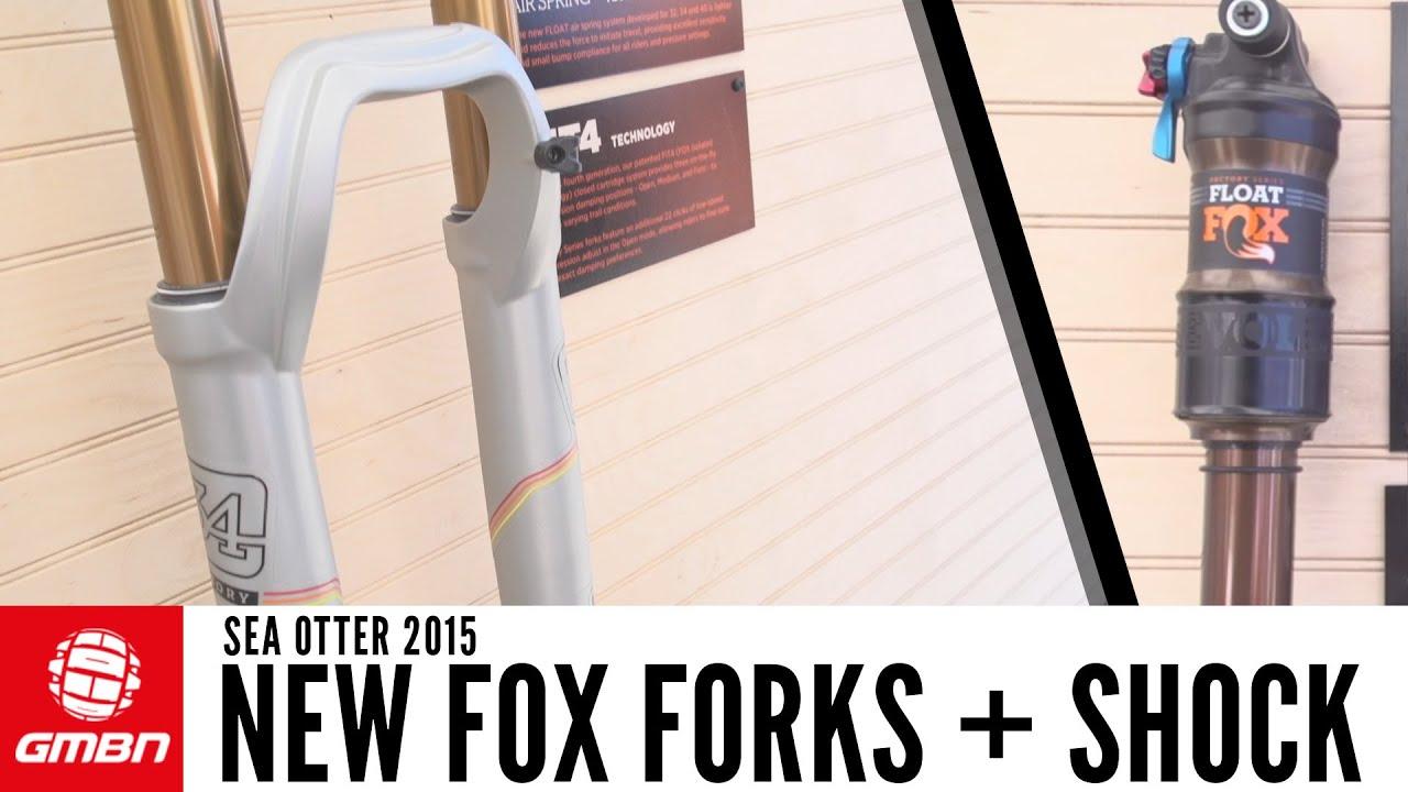 NEW Fox 34 Fork + Fox Float DPS Shock | Sea Otter 2015