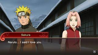 Naruto Shippuden Ultimate Ninja Impact Walkthrough Part 52 Sakura vs Lee (60 FPS)