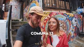 Comuna 13 tour - Comuna 13 Medellin - Medellin VIP