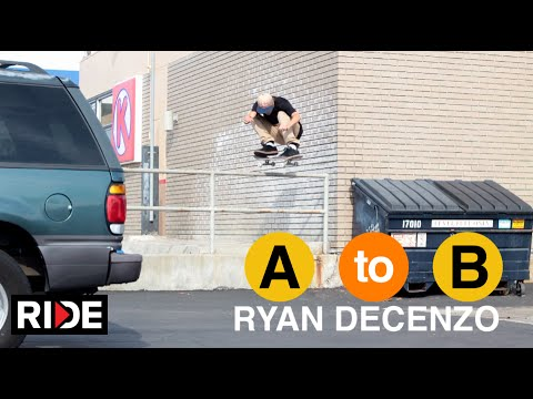 Ryan Decenzo Skates Huntington Beach, CA - A To B