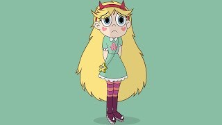How to Draw and Paint Star Butterfly   Star vs the Forces of Evil   Speedpaint Star Butterfly