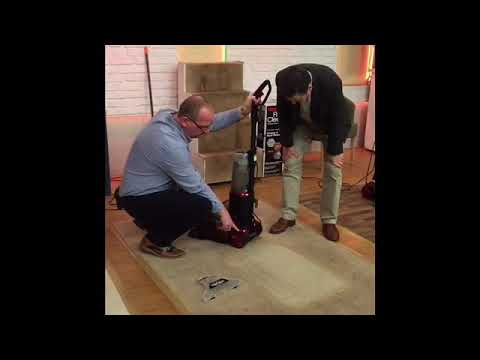 Rug Doctor Flex Clean All Floor Cleaner  - With Simon Iles and Paul Becque on Ideal World