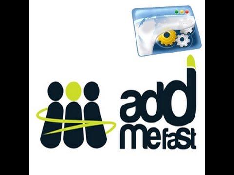 AddMeFast Script IMacro