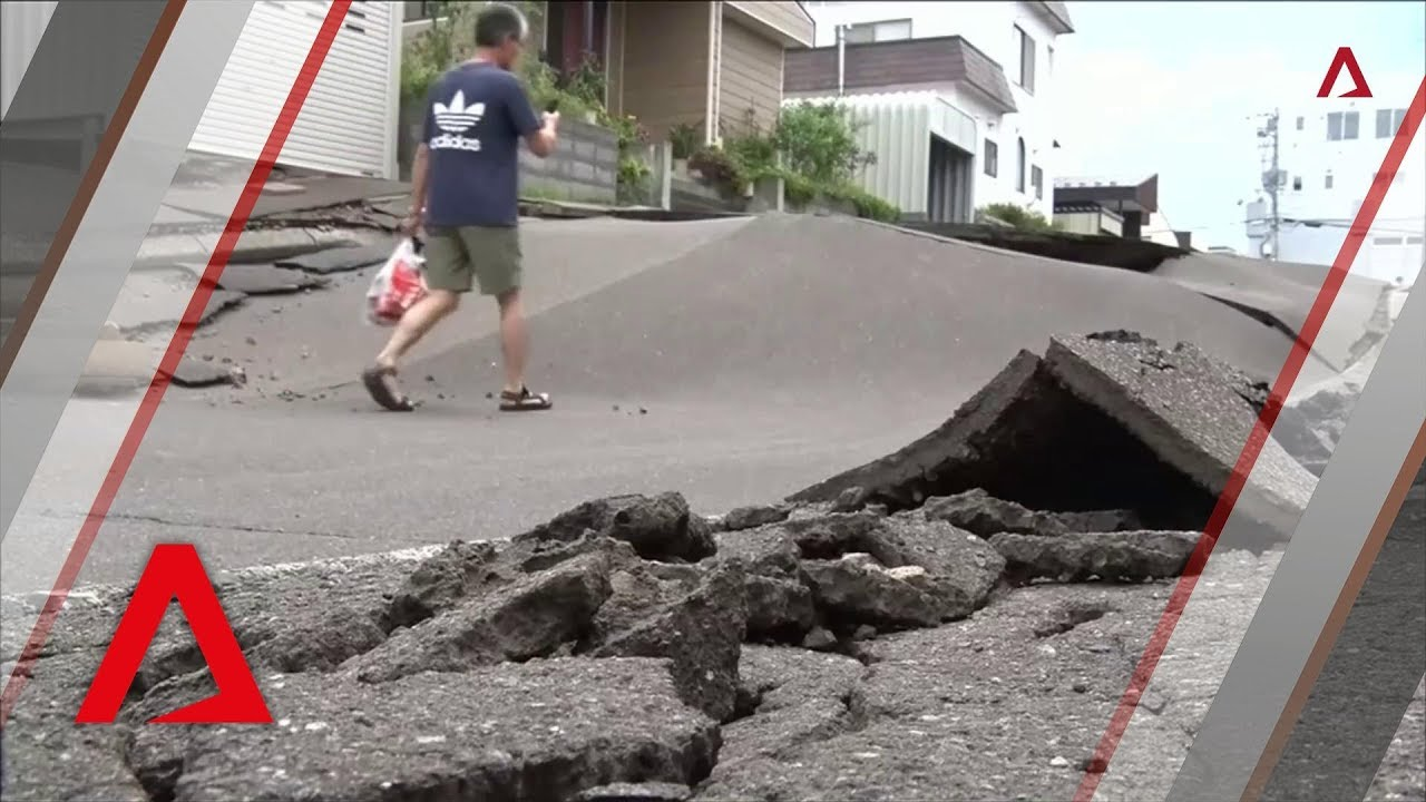 Hokkaido quake aftermath