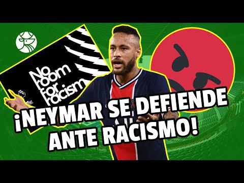 ¡POLÉMICO! | Neymar sufre racismo durante partido en Francia | Los Pleyers
