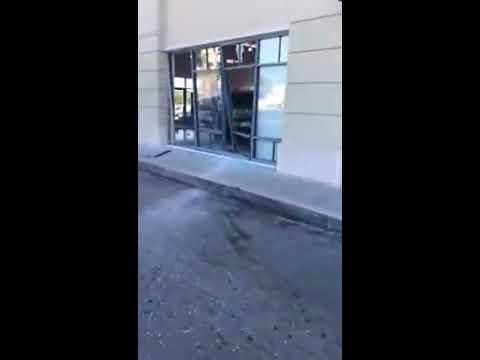 La Gitana - Que loca, le cortaron el servicio de teléfono y metió la SUV a la tienda.