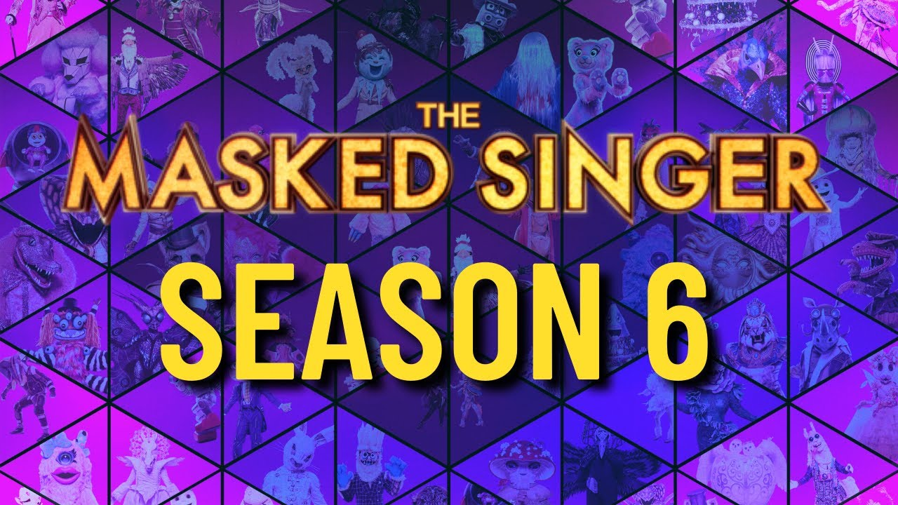 Masked Singer Season 6 Announced!!! - YouTube