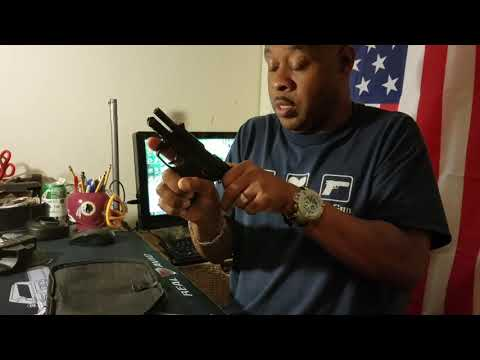 Ruger SR22 Pistol. What's It All About!