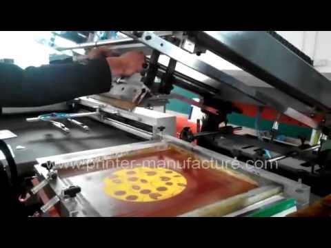How to Use Screen Printing Machine