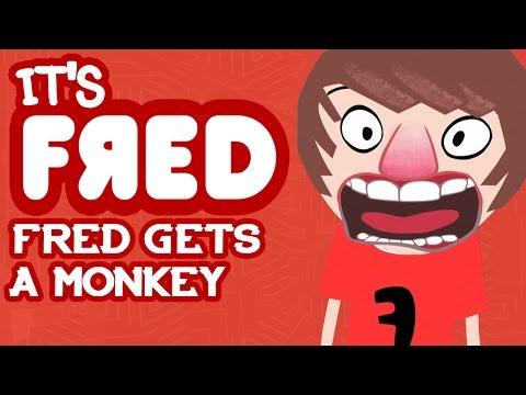 Fred Gets a Monkey - It's Fred!
