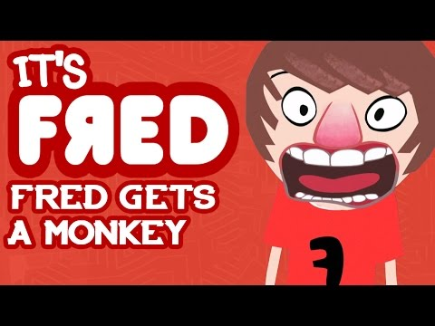Fred Gets a Monkey – It's Fred!