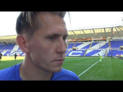 INTERVIEW | Tomasz Kuszczak reacts to Cardiff City draw | Birmingham City 0-0 Cardiff City
