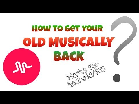 How To Download Old Version of Musically ? (BOTH FOR ANDROID/iOS