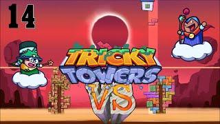 Tricky Towers Ep.14 - L'Episode Perdu !!! - Quartzall. (Avec YouplabooM)