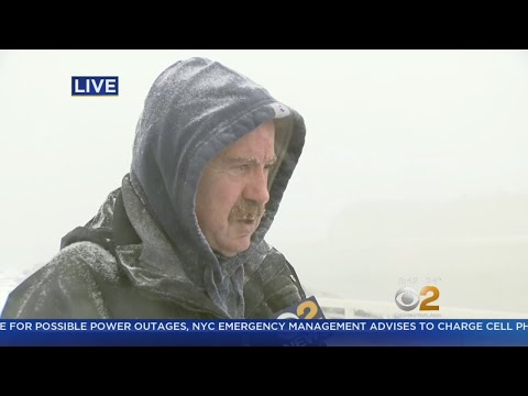 Manasquan Mayor On Storm Conditions