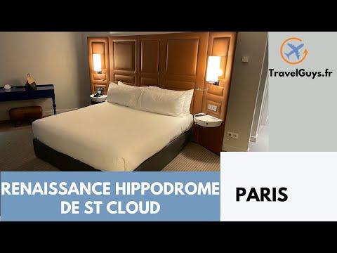 Renaissance Paris Hippodrome de Saint Cloud - Junior Suite