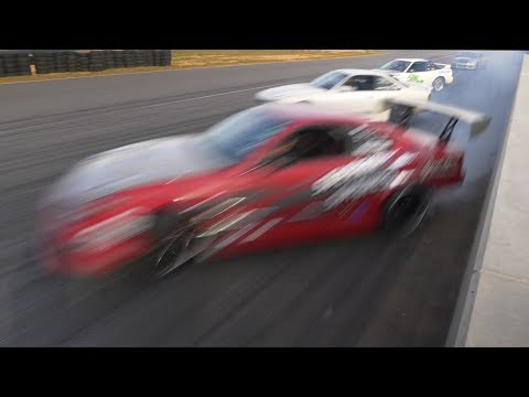160km/h+ Entries // The Bend Drift Circuit