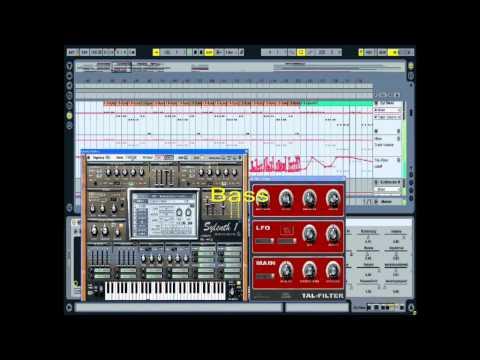 Tubular Bells Dance Rework Tutorial in Ableton Live 8 (FREE MP3 DOWNLOAD)