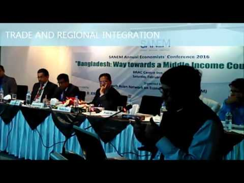 TRADE AND REGIONAL INTEGRATION