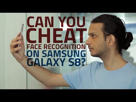 Can Face Recognition on Samsung Galaxy S8 Be Fooled?