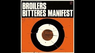 Broilers - Bitteres Manifest neuer Song und Album DOWNLOAD