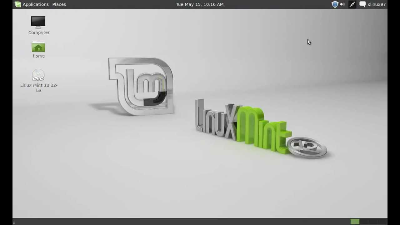 How to set Sound Output in Linux Mint