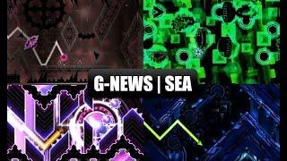 [G-NEWS] Cadrega Mode / Unnerfed Killbot Verified! God Eater! Sonic Wave Infinity, Death Corridor