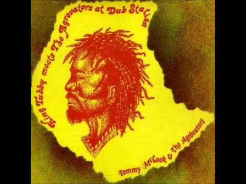 Tommy McCook & The Aggrovators - At The Dub Market