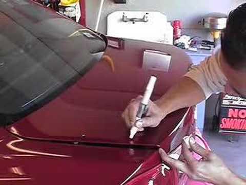 2008 Lancer Rear Spoiler
