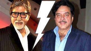 Shatrughan Sinha Vs Amitabh Bachchan Biggest B Town Rivalry