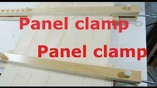 Make A Panel Clamp