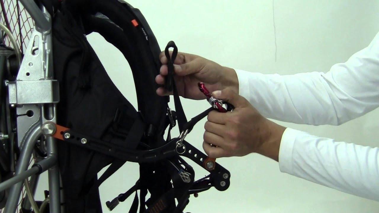 Подвеска с разделёнными ногами - инструкции по установке